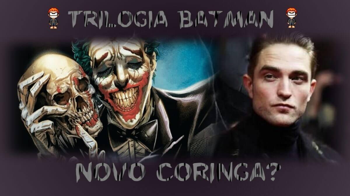 """""""The Batman"""": rumores sobre a trilogia de Matt Reeves"""