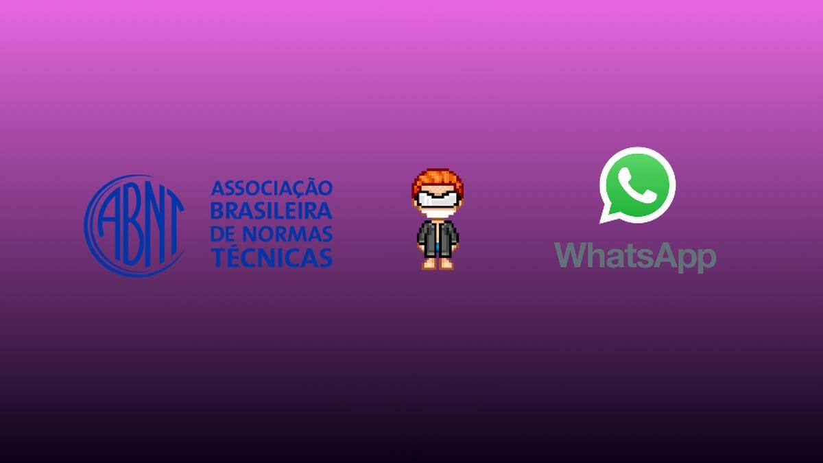 Conheça as normas da ABNT para citar mensagens de WhatsApp
