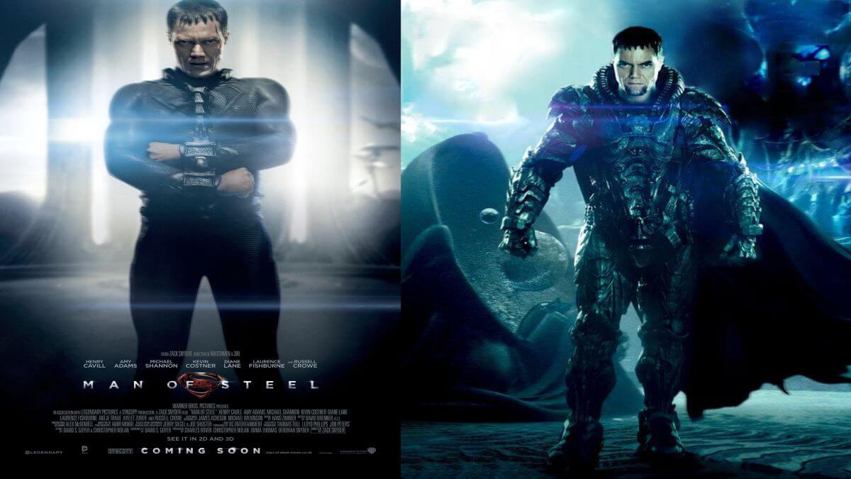 Liga da Justiça: O ator Zod Michael Shannon apoia o corte de Snyder