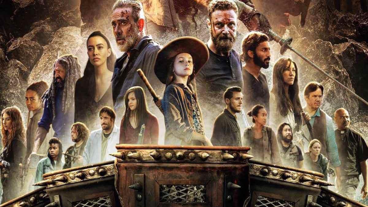 "Comic-Con @ Home : ""The Walking Dead"" tem data divulgada para a nova temporada"