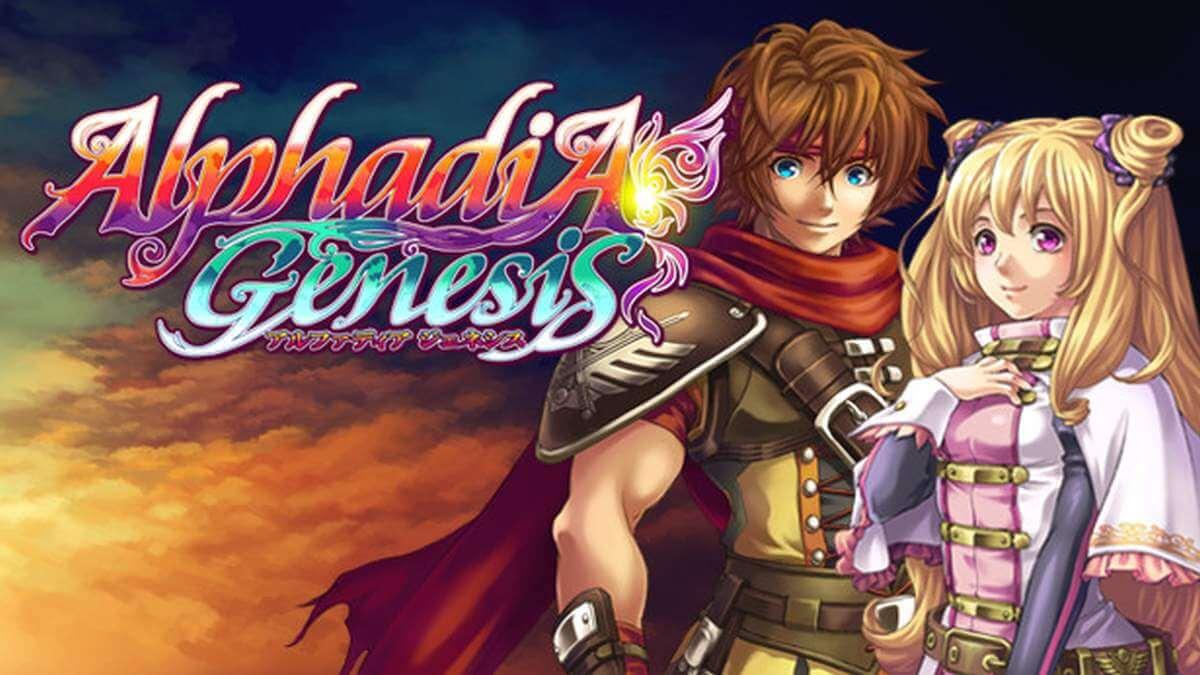 Alphadia Genesis estreia no dia 6 de agosto no Nintendo Switch
