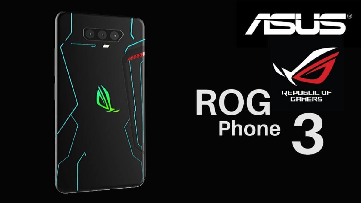 Asus ROG Phone 3: o smartphone para jogos é revelado em fotos!