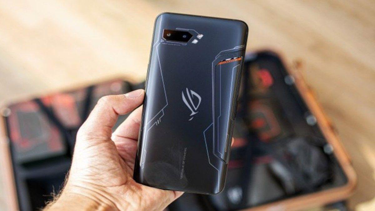 Asus ROG Phone 3 supera rivais com opção oculta de 160Hz
