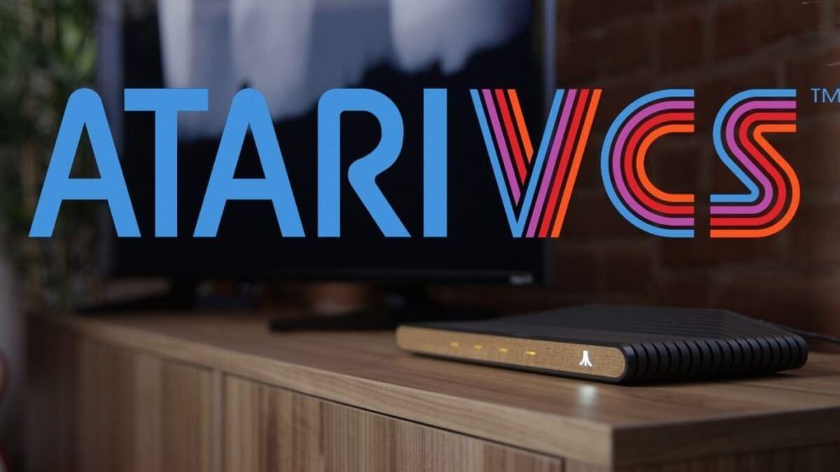 Atari & Game Jolt anunciam nova parceria para o Atari VCS