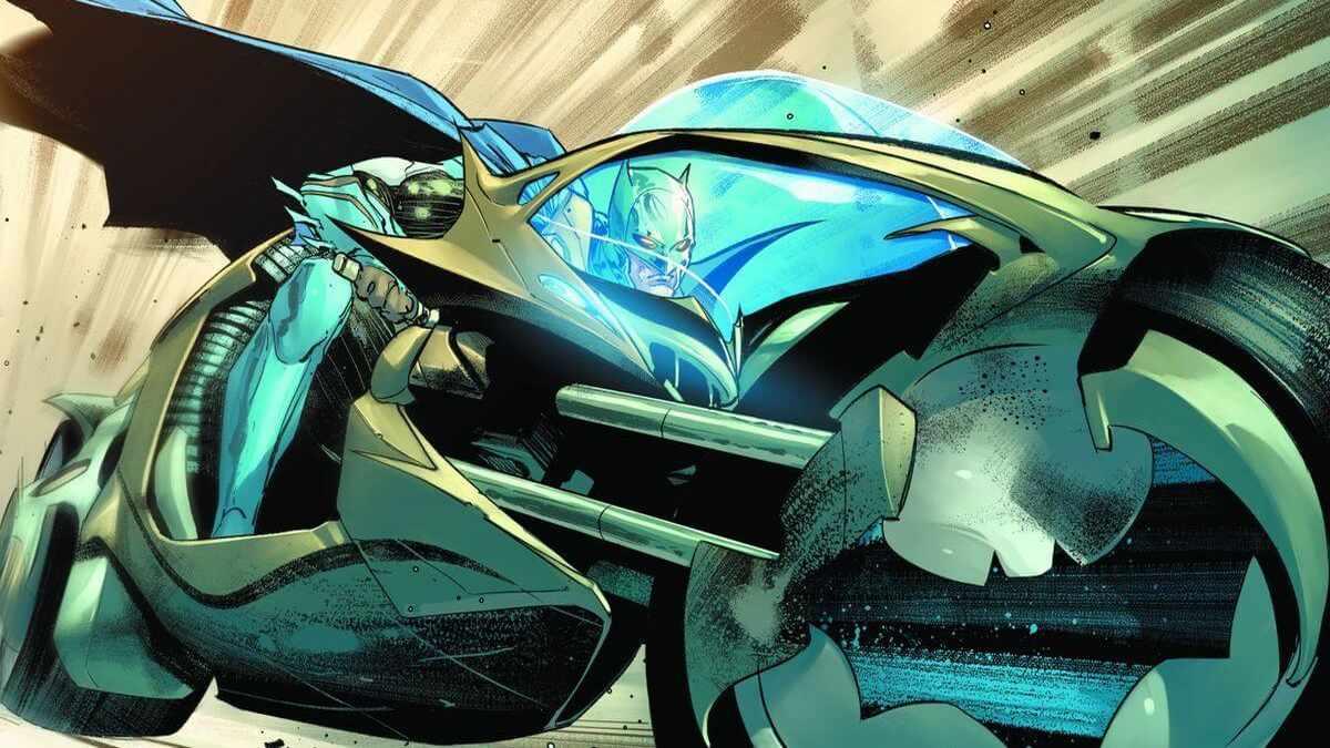 Novo traje brilhante de Batman na HQ tem um objetivo muito específico