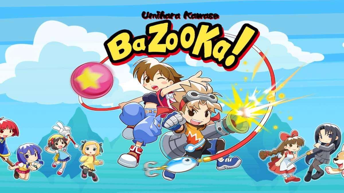 Umihara Kawase BaZooKa! adiado de julho para 29 de setembro