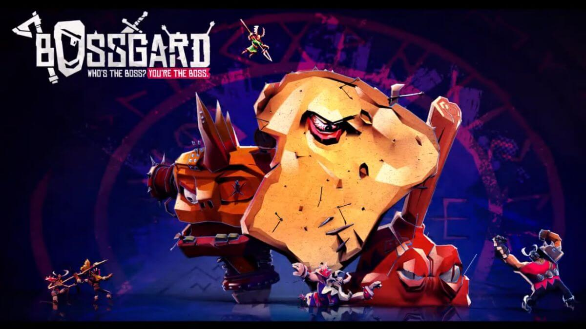 Bossgard: Jogo disponível hoje no Nintendo Switch