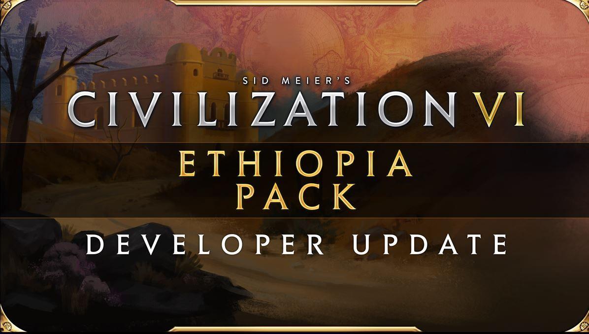 Civilization VI – nova DLC Ethiopia Pack chega em 23 de julho