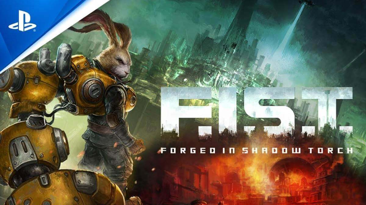 'F.I.S.T.: Forged In Shadow Torch' chega em breve no PS4 e PC