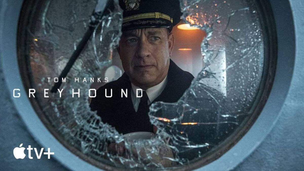 """Filme """"Greyhound"""" com Tom Hanks estréia na Apple TV"""