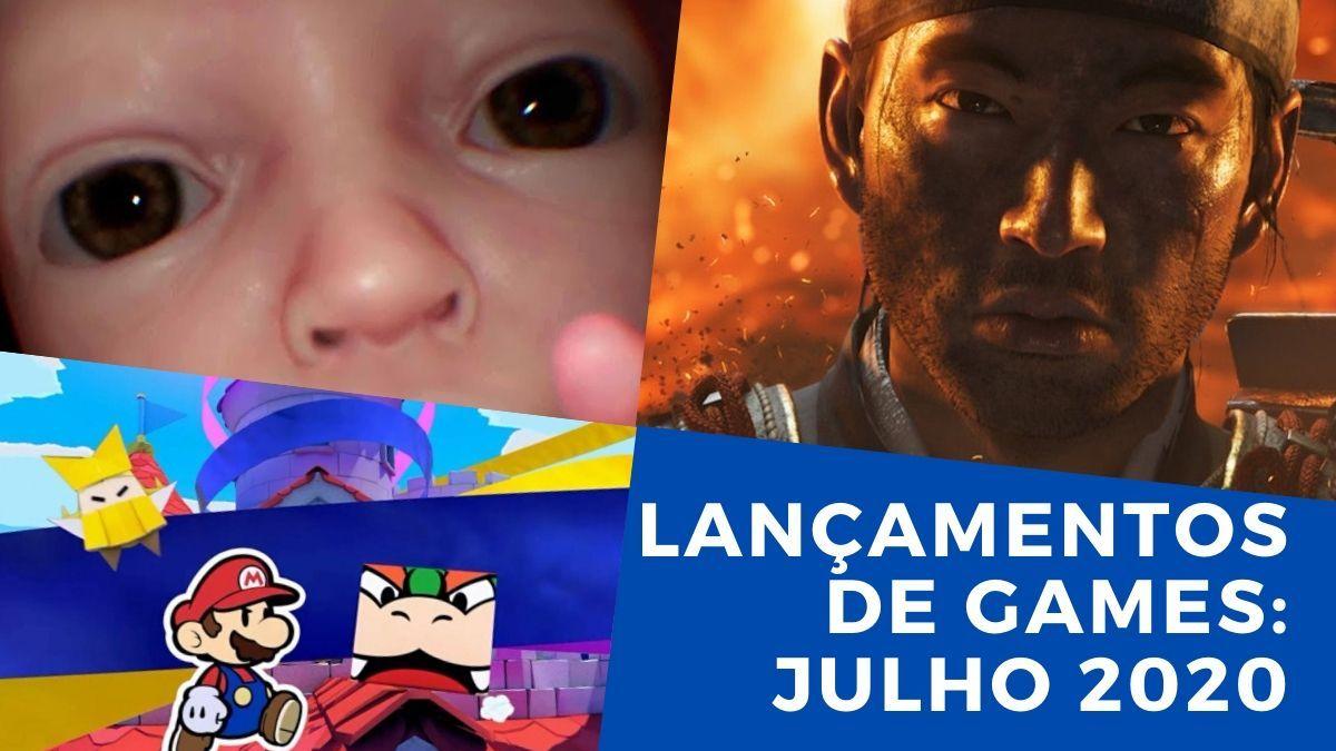 Lançamentos de games julho de 2020 — Traz Death Stranding no PC