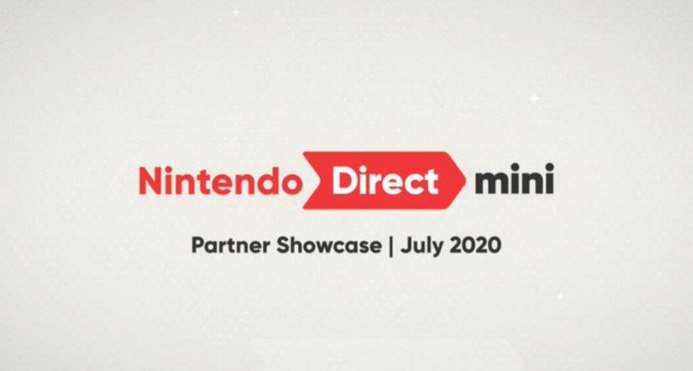 Novo Nintendo Direct Mini acontece hoje às 11h da manhã