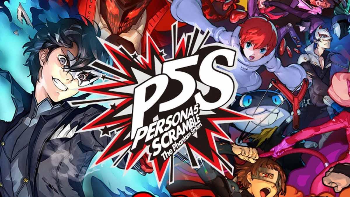 'Persona 5 Scramble: The Phantom Strikers' deve chegar no Nintendo Switch no ocidente ,segundo relatórios.