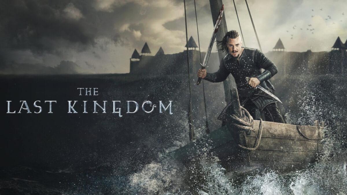 'The Last Kingdom' renovada para a quinta temporada pela Netflix