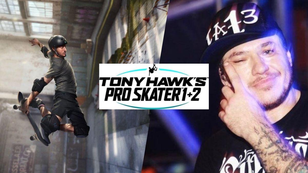 Tony Hawk's Pro Skater 1 + 2: Música de Charlie Brown Jr. é confirma na trilha sonora
