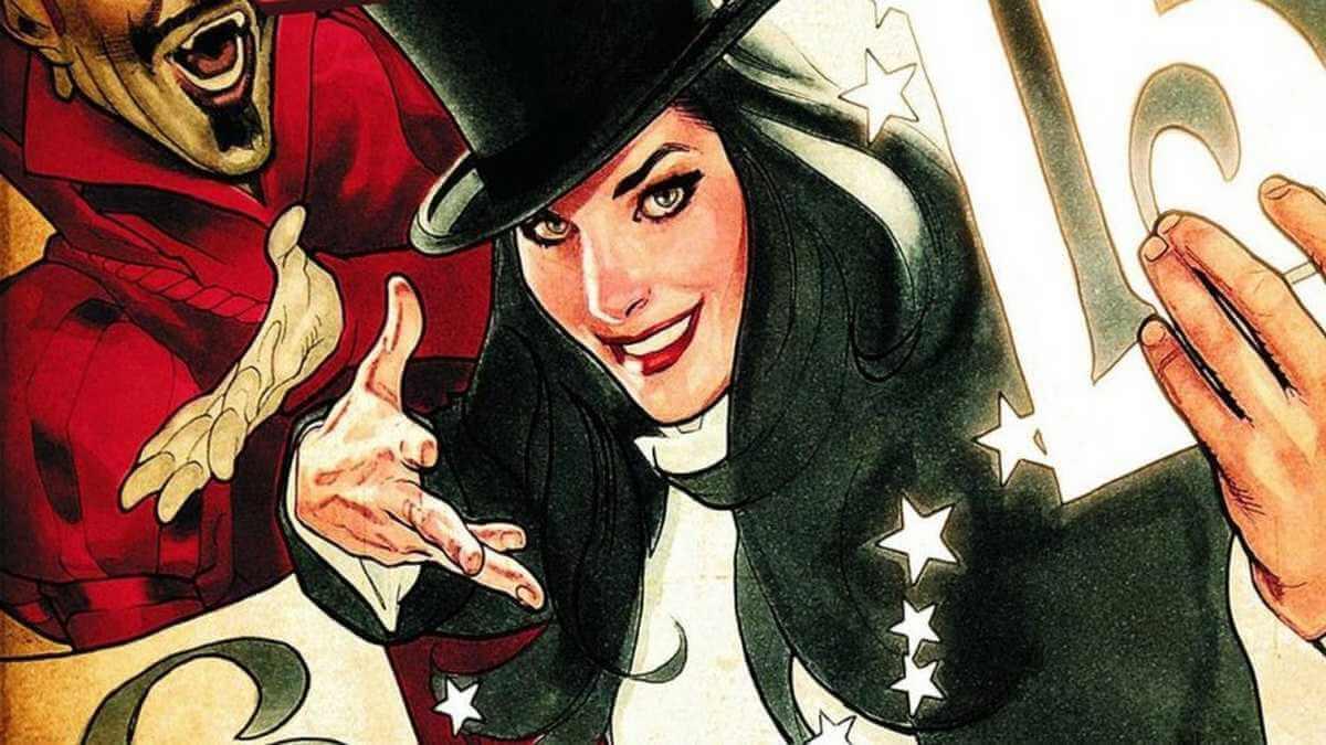 Rumores indicam que Zatanna receberá um live-action da Warner Bros.