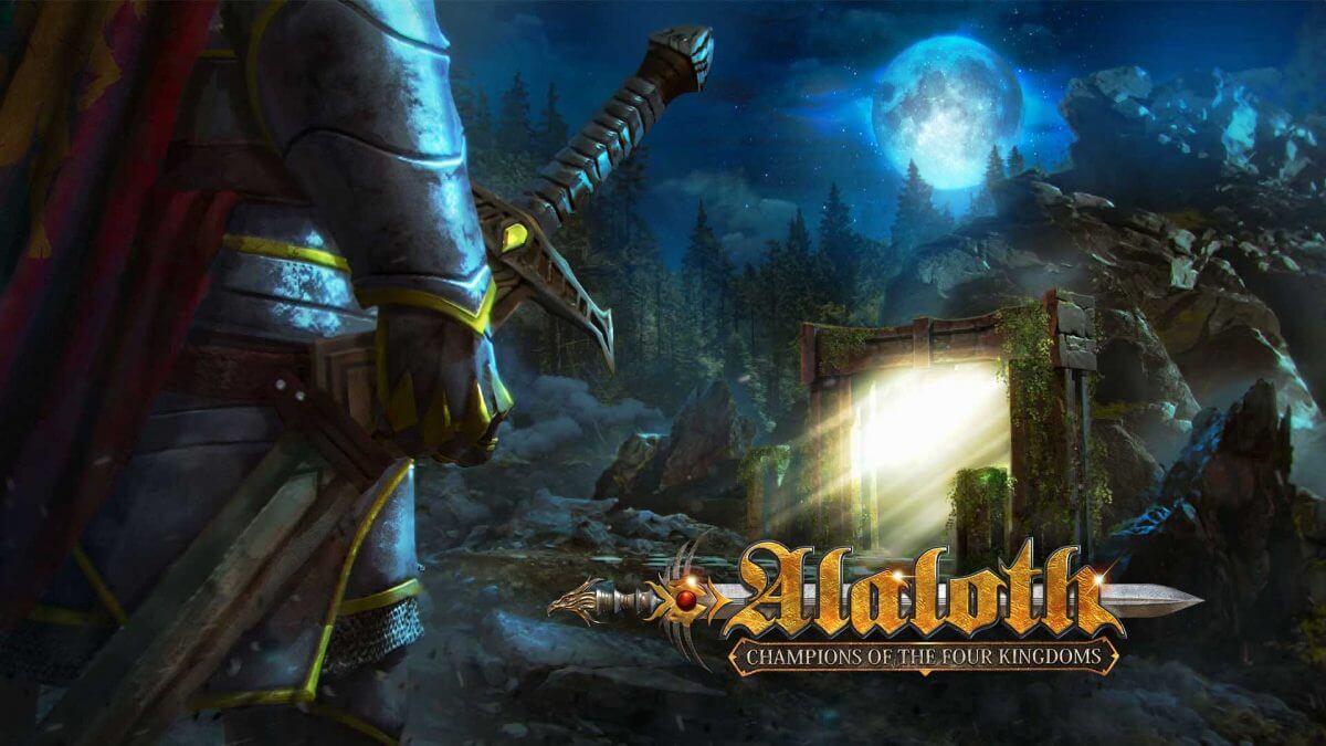 'Alaloth - Champions of the Four Kingdoms' chegará em 2021