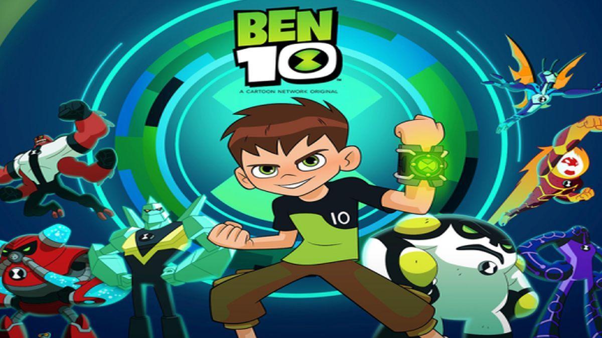 Ben 10 Contra o Universo estréia em breve no Cartoon Network
