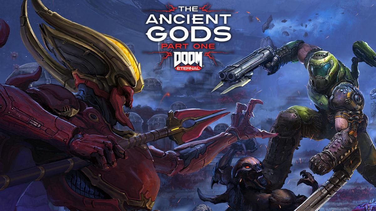 Primeira expansão de DLC de Doom Eternal, The Ancient Gods, chega no próximo mês