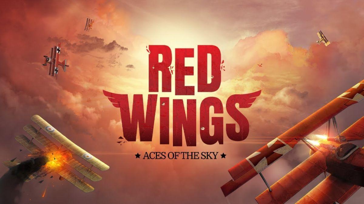'Red Wings: Aces of the Sky' receberá um patch no Nintendo Switch