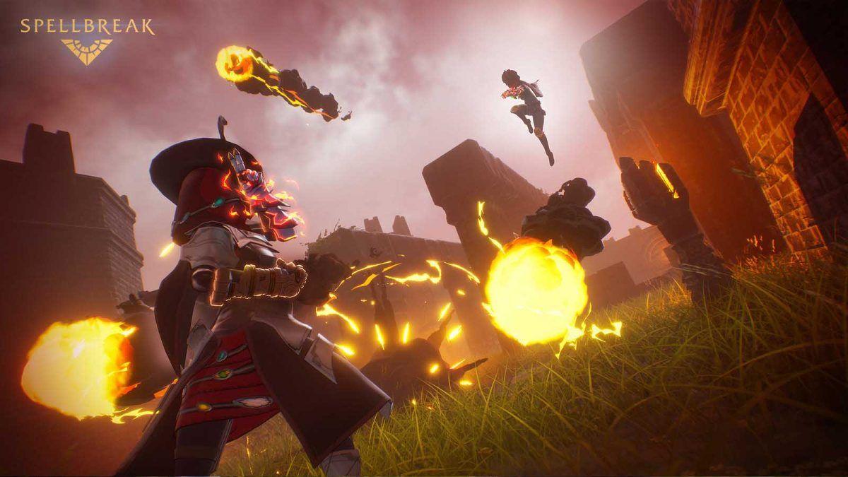 Spellbreak tem data de lançamento divulgada na Gamescom