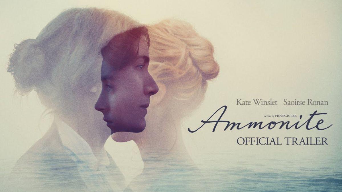 Kate Winslet e Saoirse Ronan estrelam trailer de 'Ammonite'