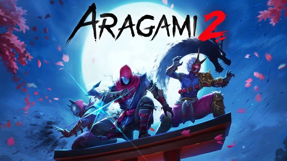 Aragami 2, da Lince Works, anunciado durante a Gamescom