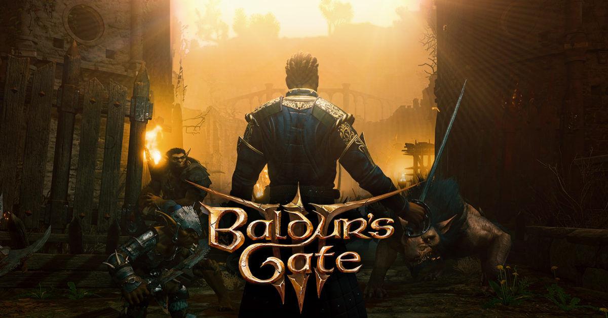 Acesso antecipado de Baldur's Gate 3, será lançado no fim de setembro