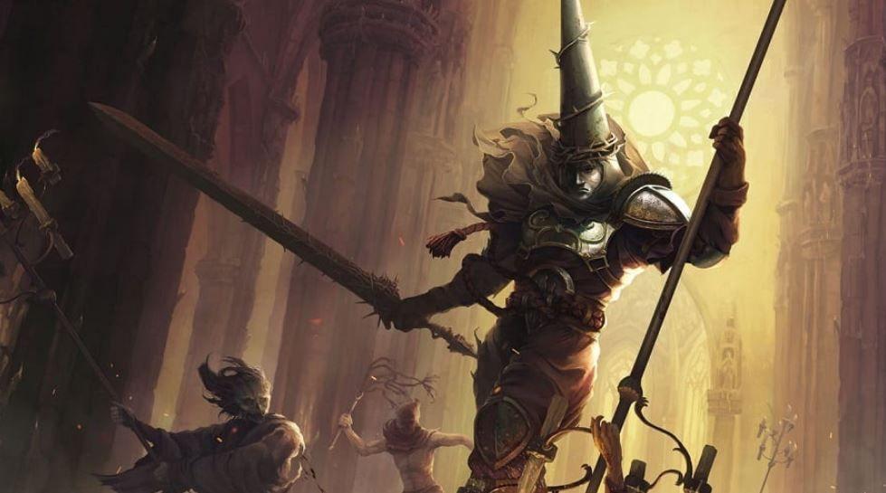 """Primeiras impressões de """"Blasphemous"""" - Em busca da libertação - PS4"""