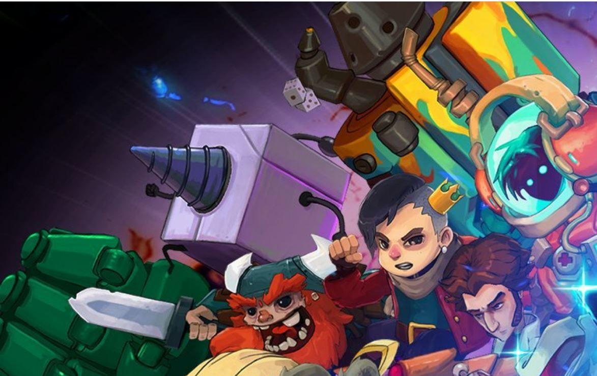Bounty Battle: Jogo com diversos personagens indie, chega em setembro
