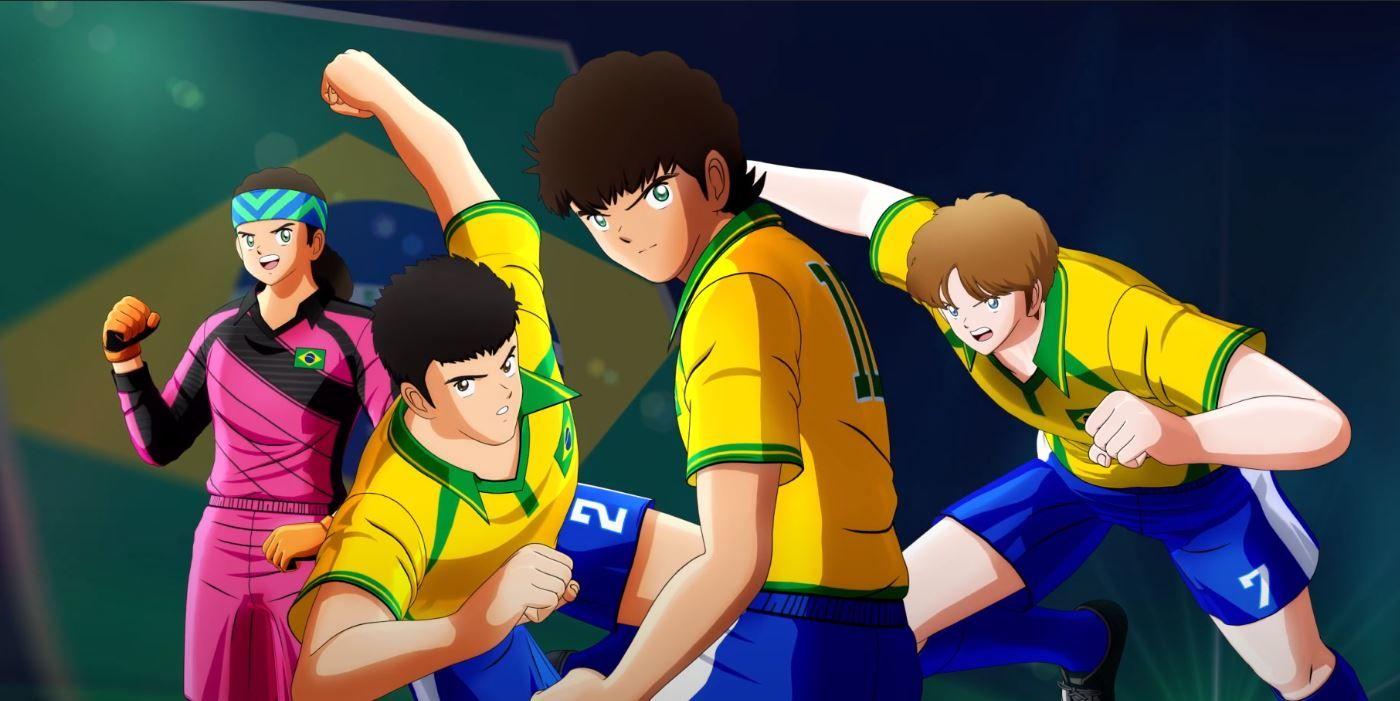 Captain Tsubasa: Rise of New Champions, trará toda nostalgia dos Super Campeões