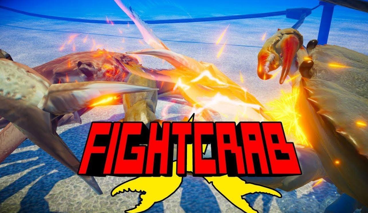 Primeiras impressões de Fight Crab, o Rampage dos Crustáceos