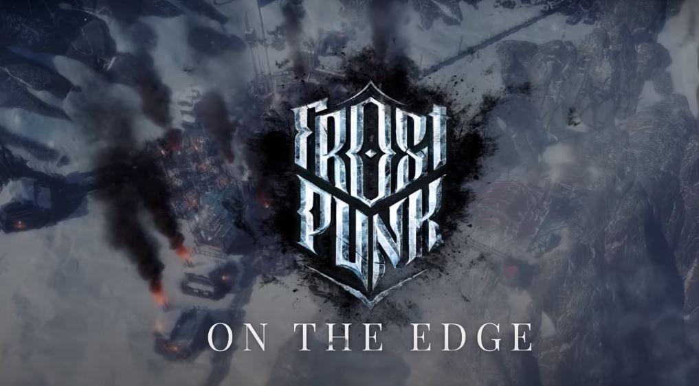 """DLC """"On The Edge"""" de FrostPunk, ganha vídeo explicativo"""