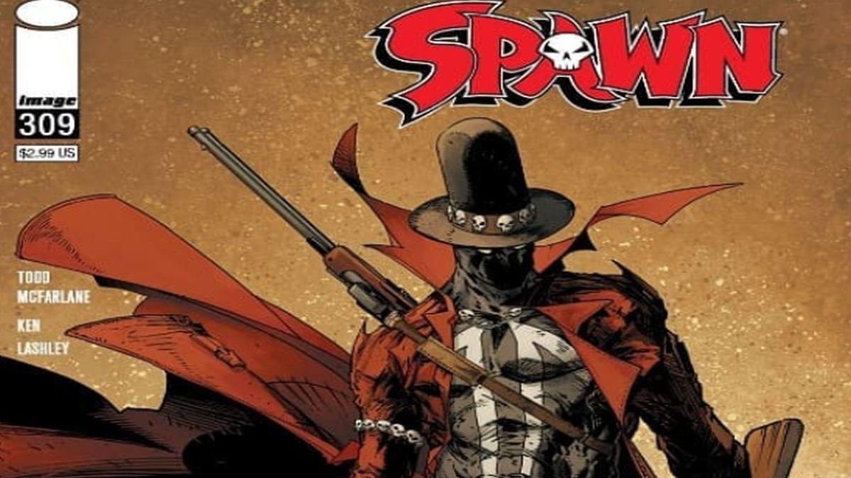 Todd McFarlane libera tease sobre retorno de 'Gunslinger Spawn'