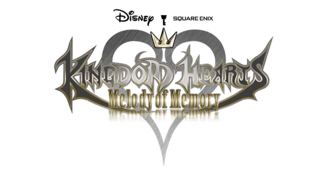 Kingdom Hearts: Melody of Memory chega em Novembro