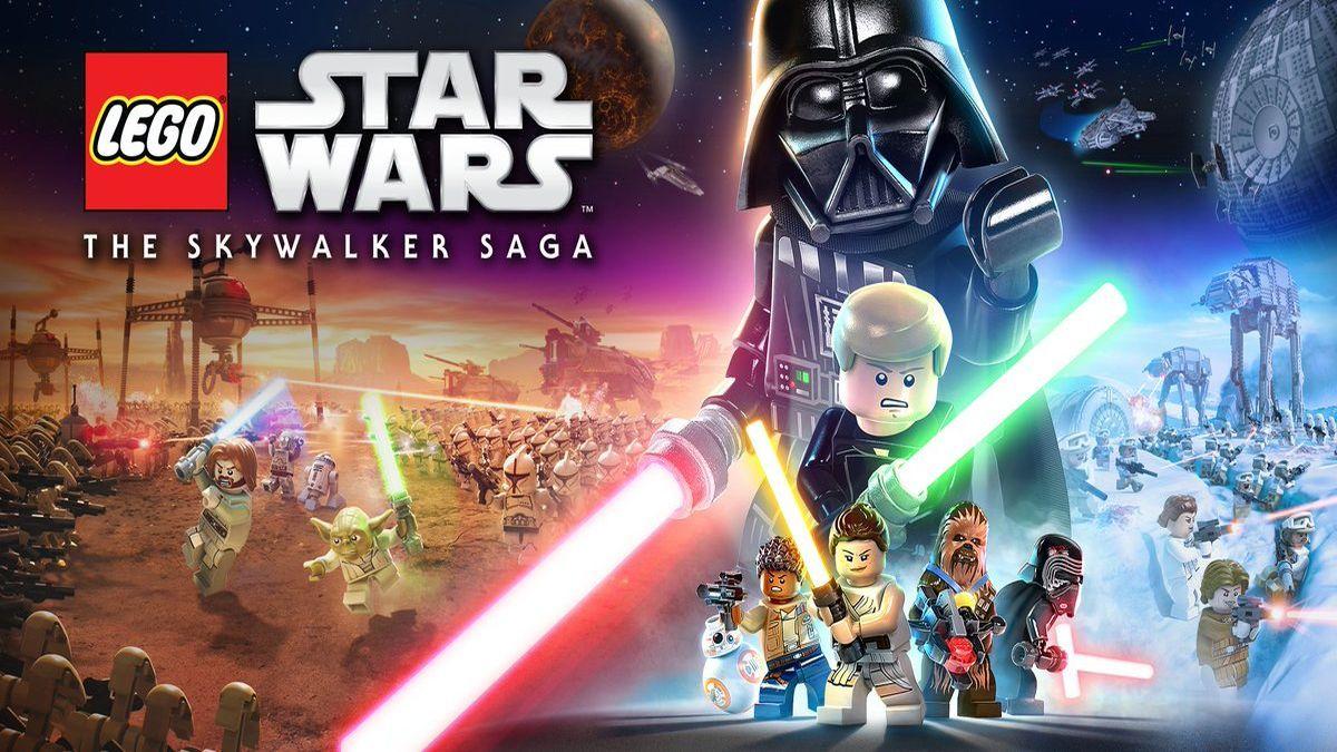 Gamescom 2020: LEGO Star Wars: The Skywalker Saga anunciado