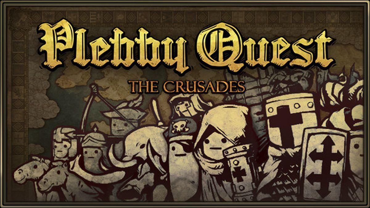 Plebby Quest: The Crusades recebeu atualizações anunciadas na Gamescom