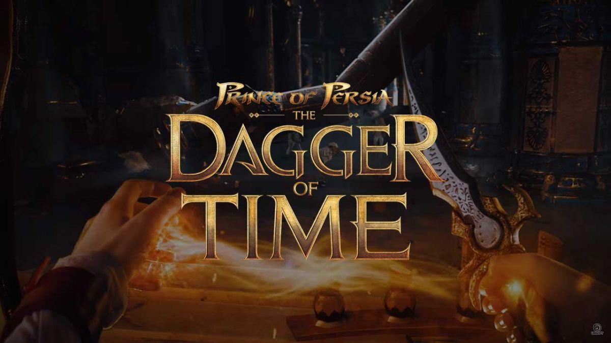 Prince of Persia: The Dagger of Time é Anunciado!