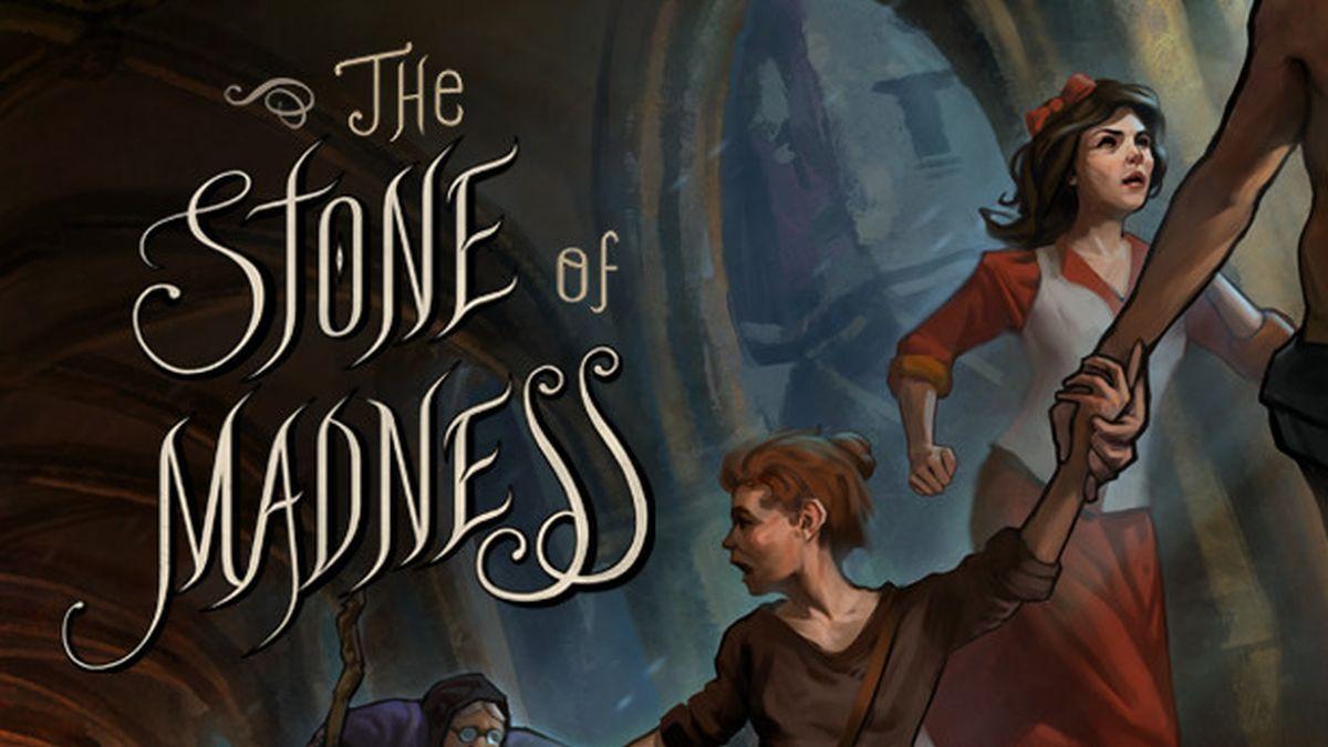 'The Stone Of Madness' anunciado na Gamescom chega em 2021