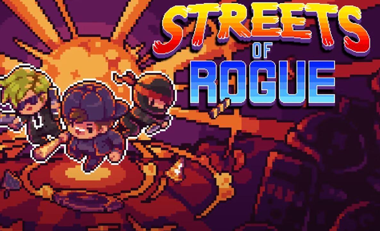 """""""Streets of Rogue"""" Ganha novo DLC de Personagens!"""