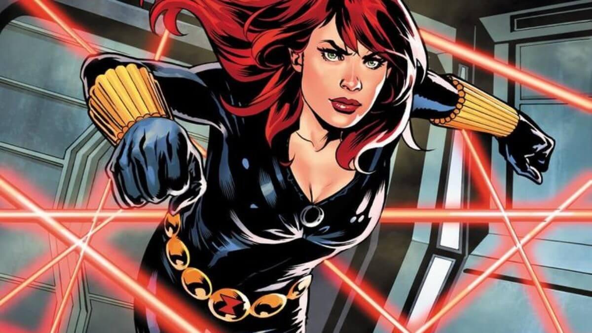 Trailer da viúva negra da Marvel explora nova série de quadrinhos