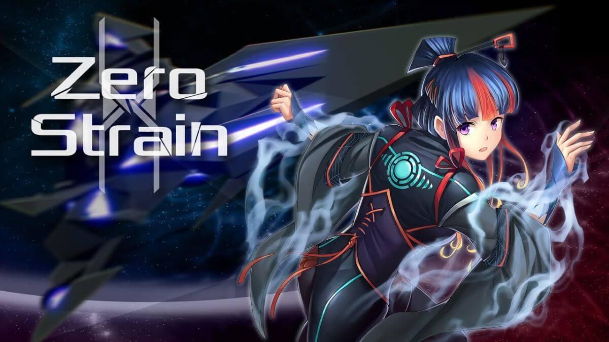Zero Strain será lançado em 13 de agosto no Nintendo Switch