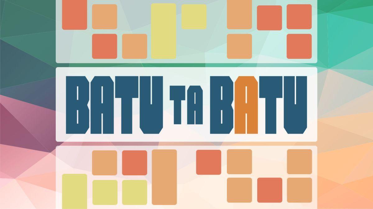 Batu Ta Batu já disponível no Playstation 4
