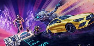Mercedes-Benz Fecha Parceria Exclusiva com a Riot Games!