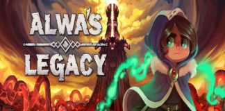 Elden Pixels anuncia 'Alwa's Legacy' no Nintendo Switch, já disponível!