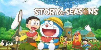 Review Doraemon Story of Seasons - Curtindo a Vida na Fazenda - PS4