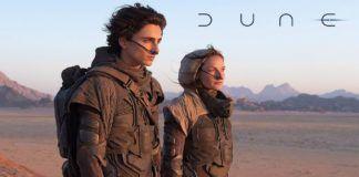 """Divulgado o primeiro trailer de """"Dune"""""""