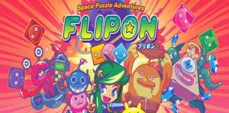 Flipon: Jogo de puzzle chega ao Nintendo Switch dia 8