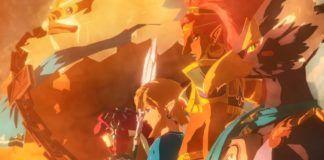 Zelda: Breath of the Wild terá um prequel ainda este ano