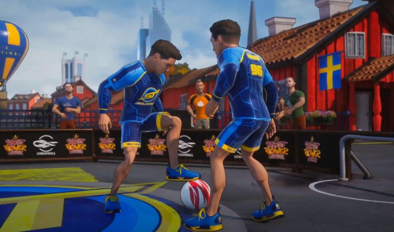 """Street Power Football: Game receberá seu primeiro DLC """"SKILLTWINS"""""""